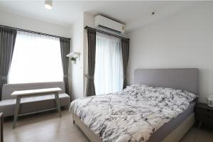 For RentCondoRatchadapisek, Huaikwang, Suttisan : Condo Chapter One Eco Ratchada-Huaikwang @MRT Huai Khwang 25 sq.m 22nd floor, Fully furnished