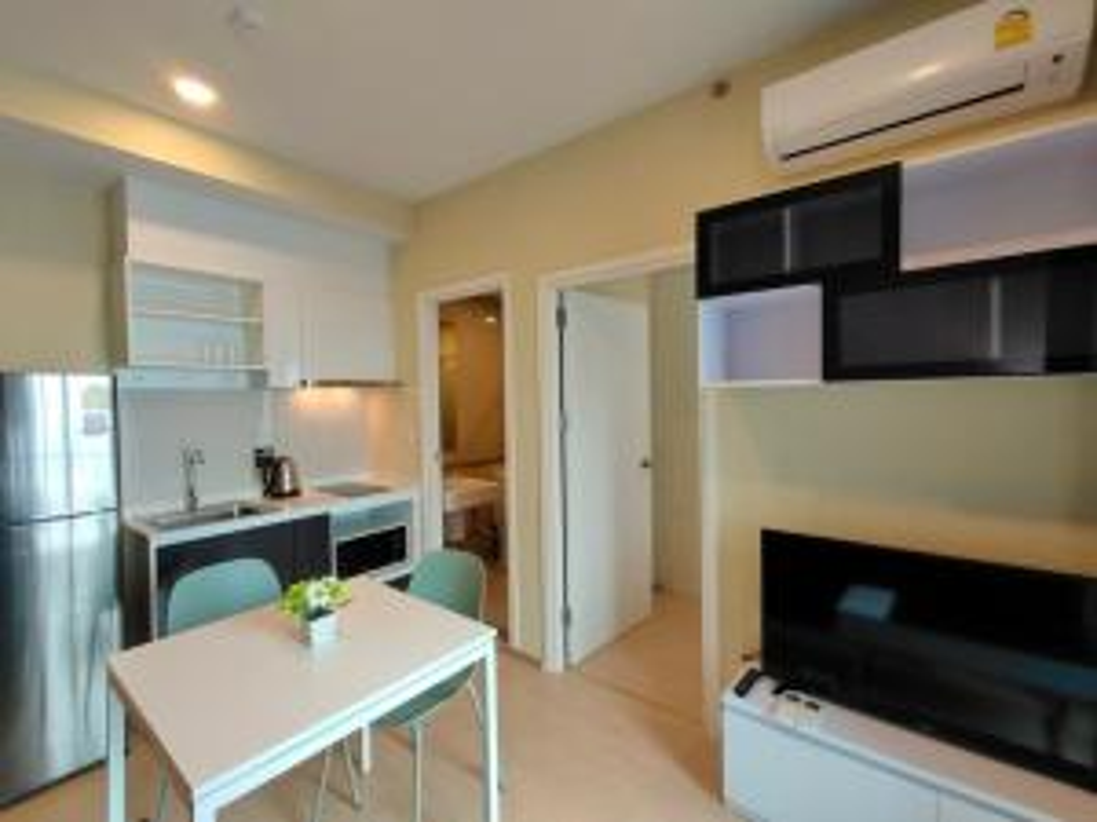 For RentCondoSukhumvit, Asoke, Thonglor : ⭕️ For rent, The Tree Sukhumvit 71-Ekamai (near A-Link Ram), beautiful room, fully furnished, ready to move in