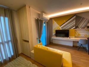 เช่าคอนโดสะพานควาย จตุจักร : เช่าด่วน !! ห้องแต่งสวยมาก ห้องกว้าง Lumpini Park Vibhavadi - Chatuchak