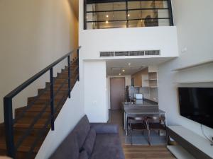 For RentCondoSapankwai,Jatujak : Onyx Phaholyothin beautiful duplex unit for rent special price