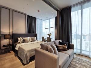 เช่าคอนโดสีลม ศาลาแดง บางรัก : ✅ For Rent ** ASHTON Silom , Super Luxury Class ตกแต่งสวย Modern พร้อมเข้าอยู่ **