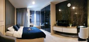 เช่าคอนโดราชเทวี พญาไท : 🔥ปล่อยเช่า ห้องใหม่ สวยมาก ราคาถูกที่สุดในตึก!! @Rhythm Rangnam (35ตรม.) 1ห้องนอน1ห้องน้ำ เฟอร์+ไฟฟ้าครบ พร้อมอยู่