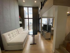 เช่าคอนโดพระราม 9 เพชรบุรีตัดใหม่ : 🔥 ถูกสุดในโครงการ 🎉 ห้อง Duplex ใกล้ mrt พระราม9 🤩 Chewathai Reasidence Asoke 💥 เช่าแค่ 15k เฉพาะคนพร้อมจอง 🌟