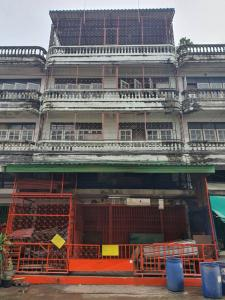 ขายตึกแถว อาคารพาณิชย์ราษฎร์บูรณะ สุขสวัสดิ์ : ขายอาคารพาณิชย์ 2 คูหา ซอยประชาอุทิศ27