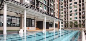เช่าคอนโดพระราม 9 เพชรบุรีตัดใหม่ : ให้เช่าคอนโด LIFE อโศก ขนาด 1ห้องนอน ติดรถไฟฟ้า MRT เพชรบุรี