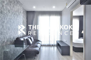 For SaleCondoRatchadapisek, Huaikwang, Suttisan : Sell Quinn Condo Ratchada 1 bedroom 35 Sq.m. fully furnished  ready to move in 3.6 MB. 35 Sq.m. 1 bedroom 1 bathroom  Full furnished 3.6 MB.
