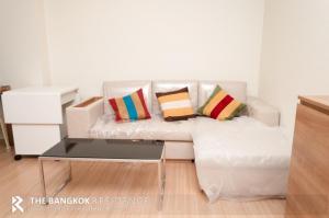 For RentCondoRatchadapisek, Huaikwang, Suttisan : Rent RHYTHM Ratchada-Huaikhwang 1 bedroom 36.69 Sq.m. fully furnished ready to move in 13K 36.69 Sq.m. 1 bedroom 1 bathroom Full furnished 13K 091-778-2888