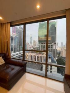 For SaleCondoWongwianyai, Charoennakor : Super cheap sale, big room, near BTS Surasak, The Bangkok, Sathorn