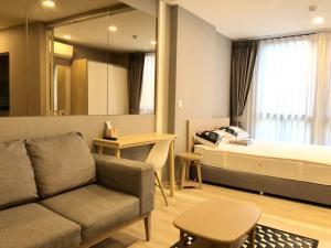 เช่าคอนโดอ่อนนุช อุดมสุข : (Owner Post) Fully -Furnished Chambers Onnut For Rent