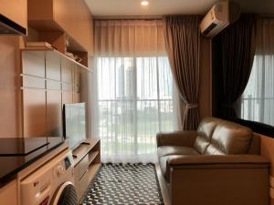 เช่าคอนโดรัชดา ห้วยขวาง : (Owner Post) Ready to Move in Noble Revolve รัชดา 1ห้องนอน Fully Furnished