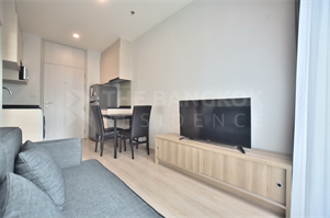 For SaleCondoRatchadapisek, Huaikwang, Suttisan : Sale Noble Revolve Ratchada2  1 bedroom 26 Sq.m. fully furnished ready to move in  3.6 mb. 26 Sq.m. 1 bedroom 1 bathroom Full furnished 3.6mb.