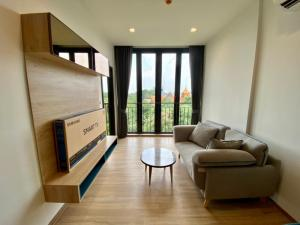For SaleCondoOnnut, Udomsuk : Furnished apartment for sale at Kawa HAUS Sukhumvit 77, stylish room in tranquil surroundings, best price guaranteed!