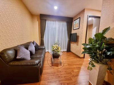 For RentCondoRatchadapisek, Huaikwang, Suttisan : Condo for rent, Diamond Ratchada 12, near Huai Khwang MRT.