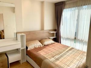 For RentCondoRama9, RCA, Petchaburi : 🔥🔥 Beautiful room!! There is a washing machine!! Pool view!! [Casa Condo Asoke-Din Daeng] Line : @vcassets 🔥🔥