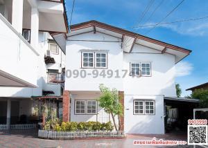 เช่าทาวน์เฮ้าส์/ทาวน์โฮมปิ่นเกล้า จรัญสนิทวงศ์ : เช่า บ้านบางขุนนนท์ 21 บ้านสวย สะอาดตา พร้อมเข้าอยู่