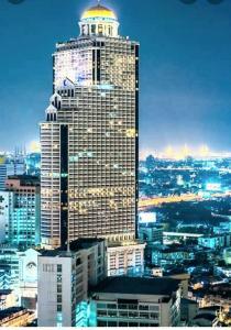 ขายคอนโดสีลม ศาลาแดง บางรัก : ขายคอนโด State Tower ชั้น 42 เนื้อที่ 136 ตารางเมตร