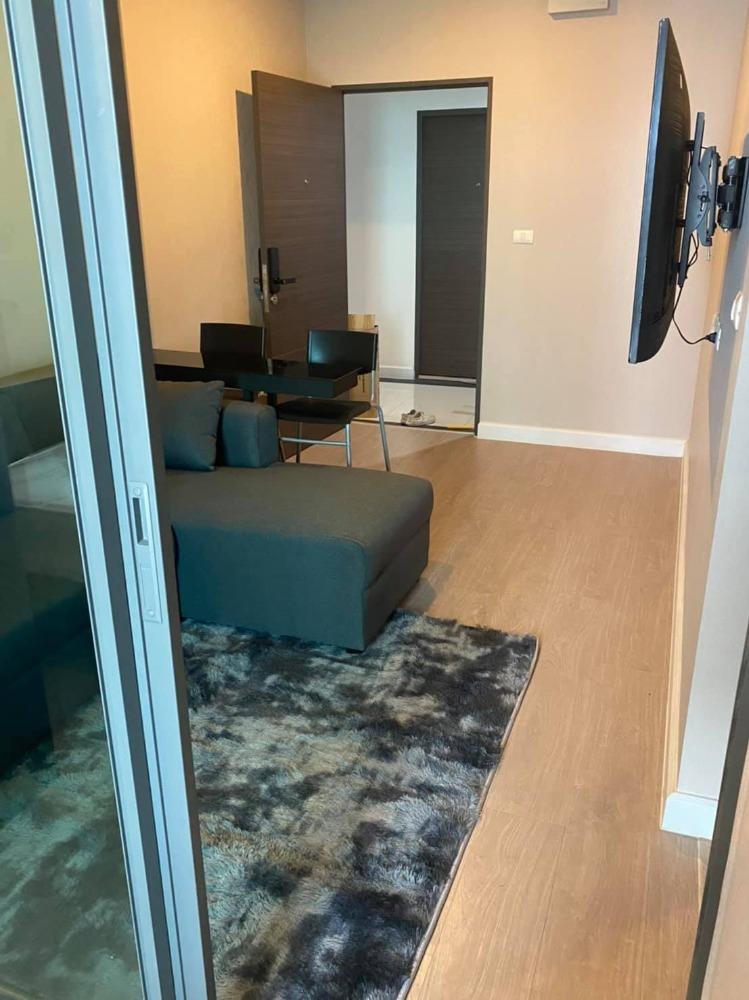 For RentCondoBang Sue, Wong Sawang : Condo for rent Metro Sky Prachachuen digital door lock