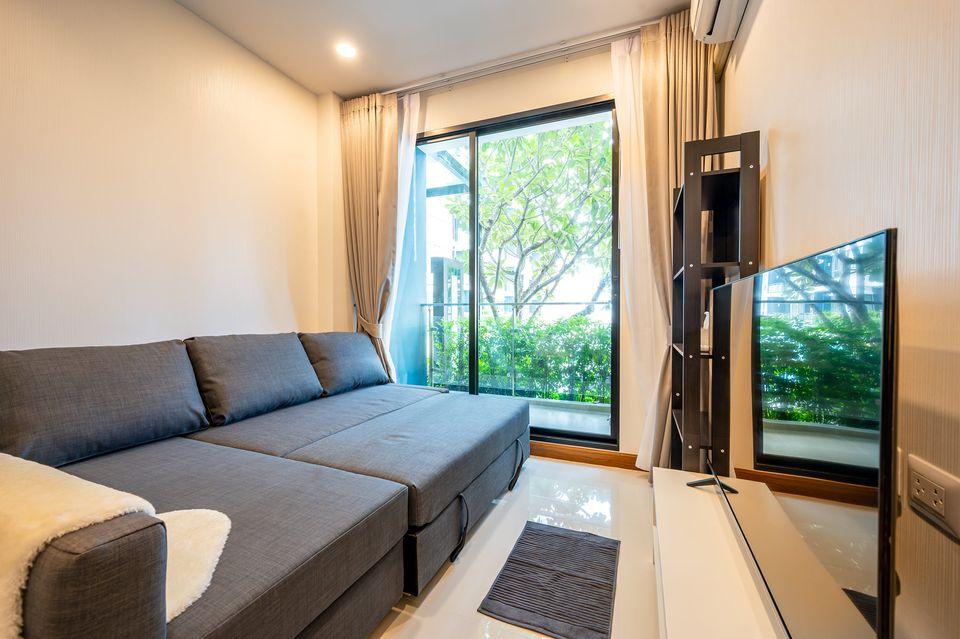 For RentCondoWongwianyai, Charoennakor : Condo for rent, Supalai Premier Charoen Nakhon, 2 bedrooms, next to BTS Golden Line - Khlong San Station, near ICONSIAM