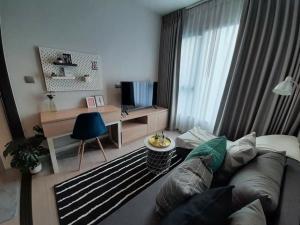 เช่าคอนโดพระราม 9 เพชรบุรีตัดใหม่ : 🔥 ให้เช่าห้องใหม่ คอนโด Life asoke rama9 ขนาด 35.5 ตรม 1 bed plus ห้องแต่งสวย น่าอยู่  เข้าอยู่ได้เลย