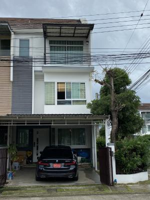 For SaleTownhouseRama 2, Bang Khun Thian : ขายด่วน ขายถูก townhome ม. บ้านใหม่ 1 พุทธบูชา 36