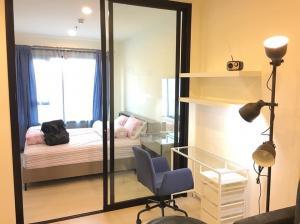 เช่าคอนโดพระราม 9 เพชรบุรีตัดใหม่ : For rent Life asoke Near MTR  phetchaburi  35 SQM .  15,000 Baht Ready to move in