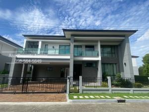 เช่าบ้านพัฒนาการ ศรีนครินทร์ : 💥Single house for rent 5 bedrooms, 6 bahtrooms, at The City Pattanakarn Near Suanluang Rama9, Luxury Beautiful Single House.💥