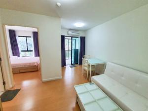 ขายคอนโดบางนา แบริ่ง : ขายไอคอนโด สุขุมวิท 105 (iCondo Sukhumvit 105) 1 ห้องนอน ห้องใหม่ ไม่เคยอยู่