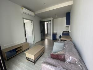 For SaleCondoSukhumvit, Asoke, Thonglor : XT Ekkamai one bedroom for sell 3.85mb, corner room size 31 sqm. north