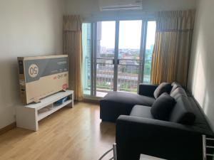 For RentCondoThaphra, Talat Phlu, Wutthakat : For rent Parkland taksin-taphra (2 Bedrooms and 1 bathroom)