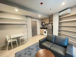 เช่าคอนโดบางนา แบริ่ง ลาซาล : 🔥Hot Deal🔥 For Rent Ideo mobi Eastpoint 1bed 39sqm. cozy unit , newly room 16000THB Only contact Nutt 095-987-9669