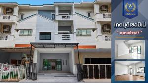 For SaleTownhouseLadprao 48, Chokchai 4, Ladprao 71 : For Sale - Newly renovated second-hand houses Central location! Ketnutchemene University, Ladprao 87, 3-storey townhome, area of 20 sq.wa., function, 3 bedrooms, 4 bathrooms (all bedrooms have ensuite bathrooms), parking for 2 cars, with a spacious living