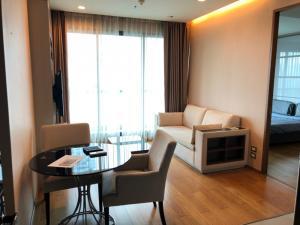 เช่าคอนโดสาทร นราธิวาส : For Rent >>The Address Sathorn 2 Bedroom 66sqm. High floor Ready to Move 32K/Month