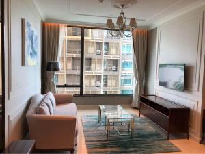 For RentCondoWitthayu, Chidlom, Langsuan, Ploenchit : For Rent Sindhorn Residence (74 sqm.)