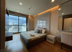 For RentCondoSathorn, Narathiwat : 🔥เช่าด่วน!!! คอนโด The Address Sathorn 1 ห้องนอน 1 ห้องน้ำ ห้องสูง + วิวสวย ห้องสวยมาก!! พร้อมเข้าอยู่💢