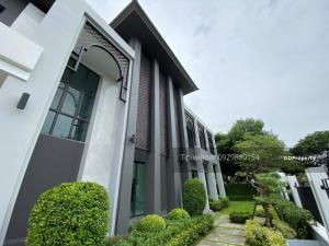 ขายบ้านปิ่นเกล้า จรัญสนิทวงศ์ : ขายบ้านเดี่ยวหรู Grand Bangkok Boulevard ราชพฤกษ์ - จรัญฯ บ้านใหม่ ไม่เคยอยู่ โครงการคุณภาพ