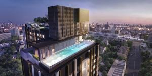 เช่าคอนโดอ่อนนุช อุดมสุข : ปล่อยเช่า Life Sukhumvit 62 1 ห้องนอน ราคาพิเศษเพียง 13,000 บาท!!