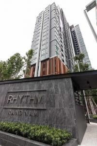 เช่าคอนโดราชเทวี พญาไท : Rhythm Rangnam 1ห้องนอน 35 ตร.ม. ปล่อยเช่าพิเศษเพียง 20,000 บาท !! ด่วน โทร 0825425536 เบศ