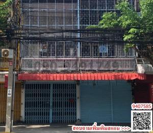 เช่าตึกแถว อาคารพาณิชย์บางแค เพชรเกษม : ให้เช่า อาคารพาณิชย์ 2 คูหาตีทะลุกัน ติดถนนเพชรเกษม ระหว่าง ซอยเพชรเกษม 8 และ 10