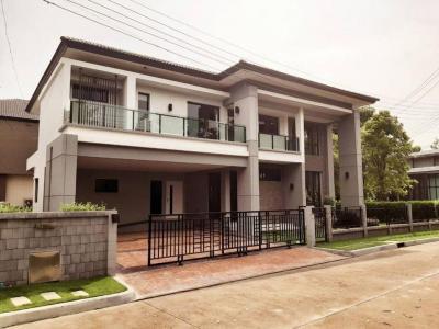 เช่าบ้านพัฒนาการ ศรีนครินทร์ : ให้เช่า บ้านสวยพร้อมอยู่ The City พัฒนาการ
