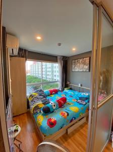 For RentCondoBang kae, Phetkasem : For rent Lumpini Bangwaek (5th floor, corner room)❤️