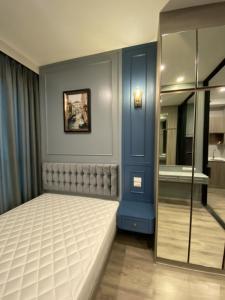 เช่าคอนโดรามคำแหง หัวหมาก : 🔻Knightsbridge Collage รามคำแหง ✅ขนาด 31.88  ตรม. ✅ชั้น 6 ✅1 ห้องนอน 1ห้องน้ำ ได้โปรด @ 0631645447