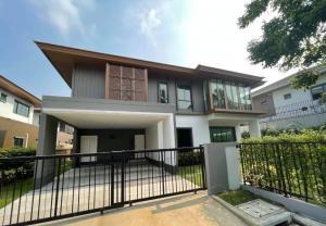 ขายบ้านพัฒนาการ ศรีนครินทร์ : 🎉ขายบ้านเดี่ยว 2 ชั้น โครงการบุราสิริ พัฒนาการ Burasiri Pattanakarn หลังมุม แปลงสวย บ้านใหม่ ไม่เคยเข้าอยู่