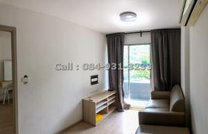 For SaleCondoOnnut, Udomsuk : Condo for sale, Elio Del Rey Sukhumvit 64, corner room, 1 bedroom,