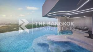 For SaleCondoLadprao, Central Ladprao : Hot Price!!  Life Ladprao Valley @5.45MB - High Floor Condo for Sale Near BTS Ha Yeak Lad Prao