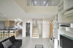 เช่าคอนโดพระราม 9 เพชรบุรีตัดใหม่ : (For Rent) Villa Asoke @ 30,000 Baht/Month 80 Sqm Duplex 1Bed 2Bath Call 083-882-4256 Big