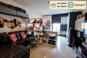 For RentCondoRatchathewi,Phayathai : Studio Condo for Rent at Supalai Premier Ratchathewi [Ref: P#202109-38925]