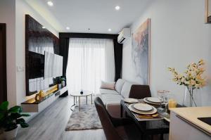 For RentCondoOnnut, Udomsuk : 🚨🔥 Condo for rent, Ideo Mobi Sukhumvit 66, beautiful room, fully furnished, near BTS Udom Suk 🔥🚨