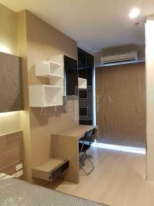 For RentCondoSamrong, Samut Prakan : For Rent Ideo Sukhumvit 115 (35 sqm.)