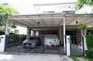 For SaleHouseNawamin, Ramindra : Single House 2-storey (The Centro Watcharapol) 4BR 3Bath 72.2 sq.w.