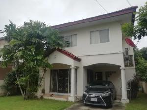 For SaleHouseRamkhamhaeng,Min Buri, Romklao : 🔥Hot Sale🔥**[home for sale] Sammakon Nimit Mai Village